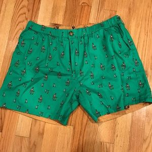 "Chubbies ""Home for the Holidays"" Reversible Shorts"